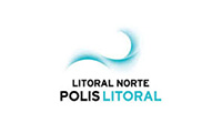 Logotipo Litoral Norte Polis Litoral